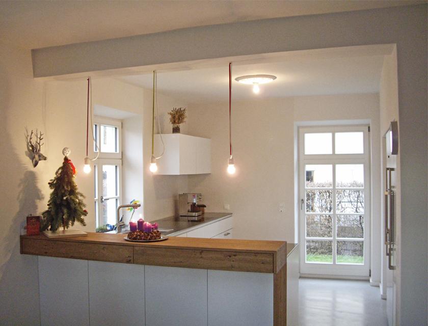Villa-Küche