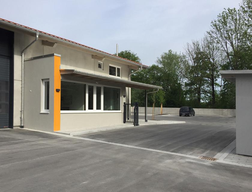 Bauhof Büro