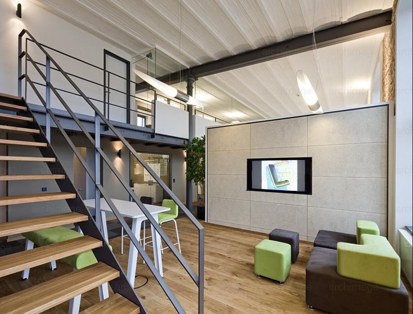 Spinnerei Büro1